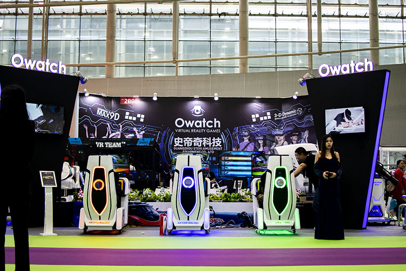 Owatch AISA AR&VR Fair, May 9th-11th 2019